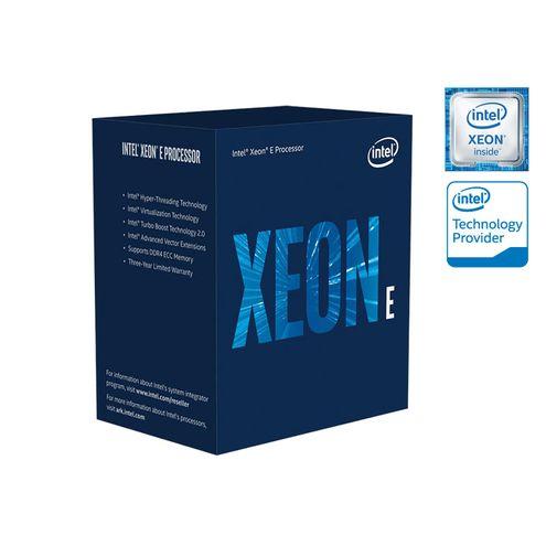 Processador Xeon e-2100 Intel Bx80684E2124G Quad Core E2124G 3,40Ghz 8Mb Lga1151