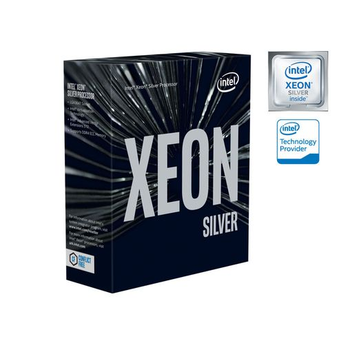 Processador Xeon Escal Lga3647 Intel Bx806734114 4114 Silver10 Cores 2.2Ghz 13,75Mb 9,6Gt/s S/cooler
