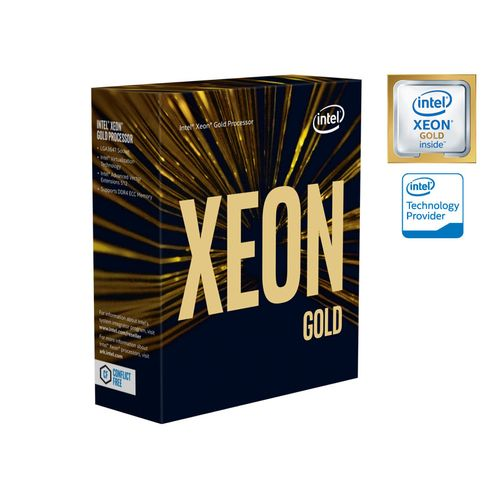 Processador Xeon Escalavel Lga 3647 Intel 5120 Gold 14 Cores 2.2Ghz 19,25Mb 10,4Gt/s S/cooler