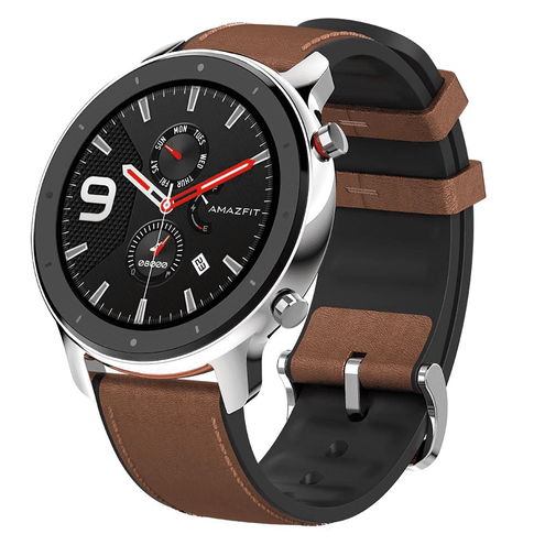 Relogio Smartwatch Amazfit Gtr-47Mm - Stainless Steel Stainless Steel (A1902)