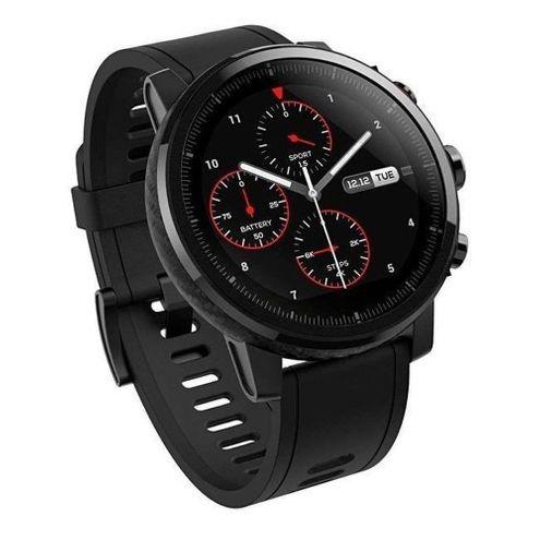 Relogio Smartwatch Amazfit Stratos Gps Runn - Preto (A1619)