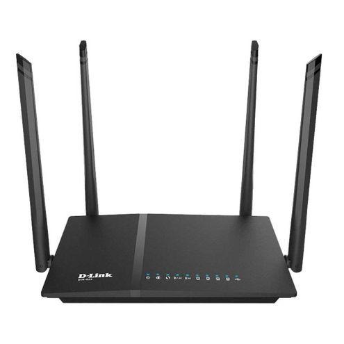 Roteador D-Link Wi-Fi Ac 1200Mbps (Dir-825)