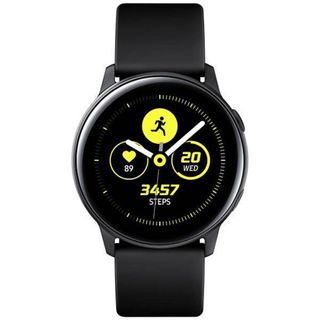 Smartwatch Samsung Galaxy Watch Active Sm-R500 28Mm com Wi-Fi Bluetooth Gps - Preto