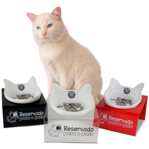 Snack Cat - Comedouro para Gatos