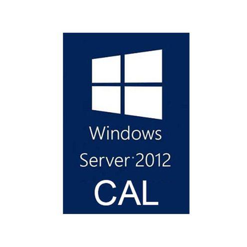 Software Licenca Server Microsoft Coem R18-03804 Windows Server 2012 Cal de Acesso