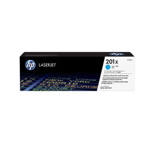 Toner Laserjet Color Hp Suprimentos Cf401X Hp 201X Ciano M252Dw / M277Dw