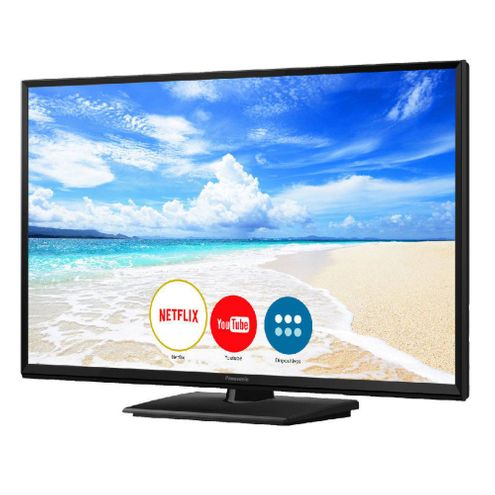 "Tv Panasonic Smartv Led Lcd 32"" Netflix Bluetooth Wi-Fi 2 Hdmi, My Home Screen Tc-32Fs600B"