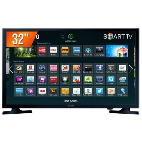"Tv Samsung Lh32Benelga Business Tv Smart Led 32"" Hd Hdmi/usb Preto"