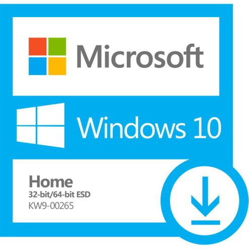 Windows Home 10 32/64 Download Kw9-00265
